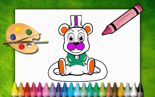 App How To Draw FNAF Coloring Book APK For Windows Phone