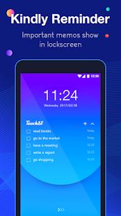 Touchist: Todo &Task Reminder Business app for Android Preview 1