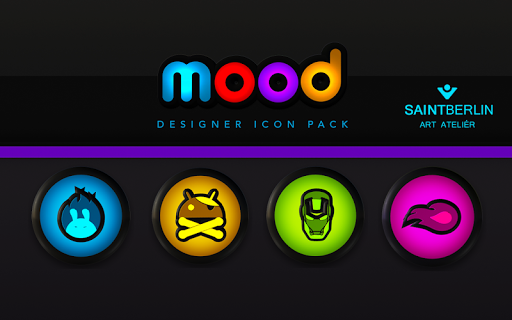Mood Icon Pack - screenshot