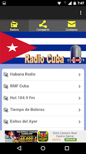 Radio Cuba En Vivo Gratis - screenshot