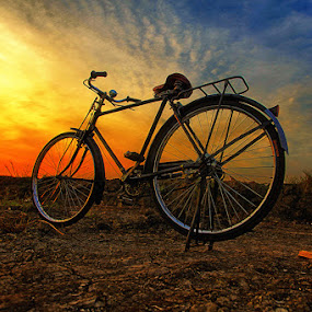 by Ar Yudha Pahrolrozy - Transportation Bicycles