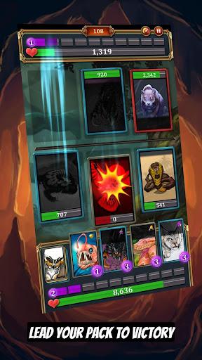 CCG Deck Adventures Wild Arena: Collect Battle PvP screenshot 3