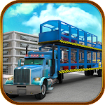 Car Transporter Trailer Truck 1.3 Apk