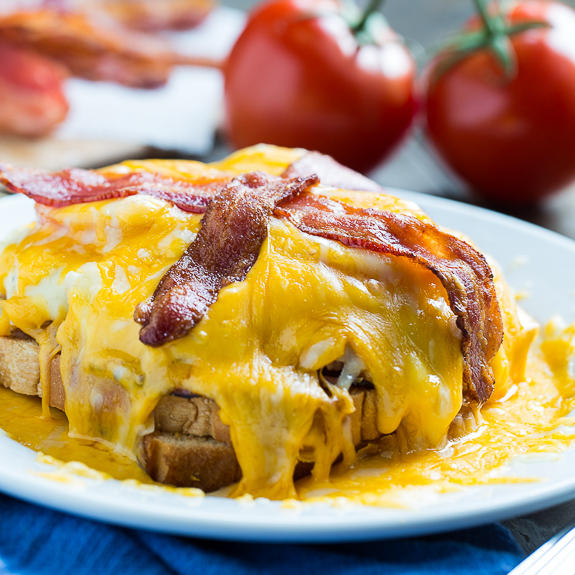 Kentucky Hot Brown Recept | Yummly