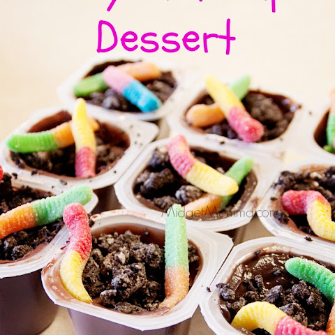 Easy Dirt Cup Desserts