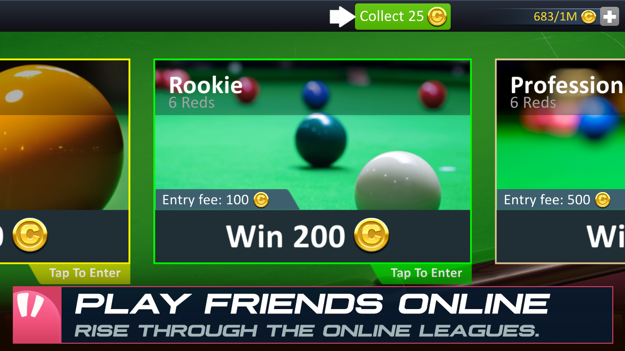 Snooker Stars Screenshot 5