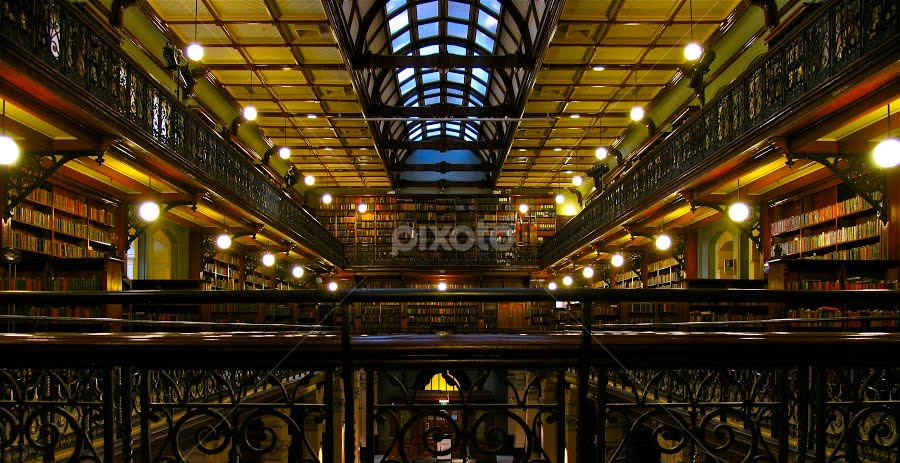 Mortlock Wing Adelaide Library by Ali Brown - Buildings & Architecture Other Interior ( lights, adelaide )