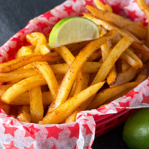 Chili Lime French Fries
