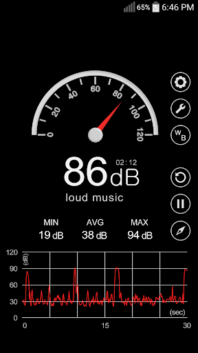 Sound Meter For PC