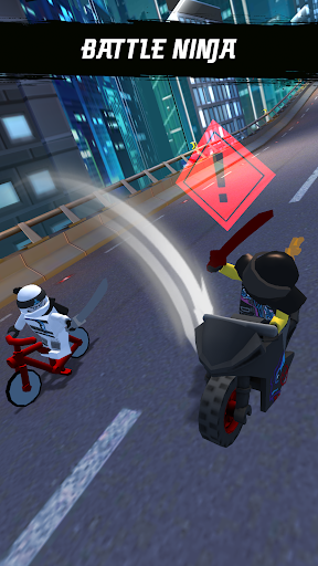 LEGO® NINJAGO®: Ride Ninja For PC