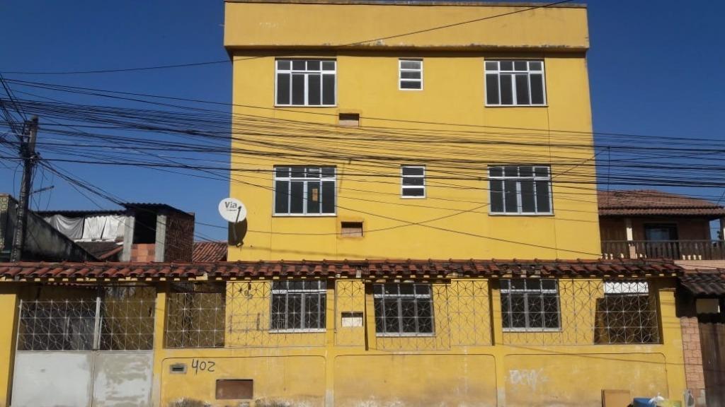 Apartamento com 1 dormitório à venda, 50 m² por R$ 110.000 - Jardim Catarina - São Gonçalo/RJ