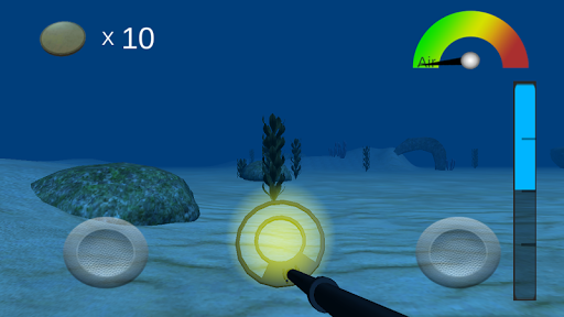 Scuba Diving Challenge - screenshot