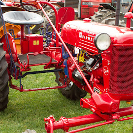 tractors of the future by Duncan Bryant - Transportation Other ( canon, trractor, eos, 7d )