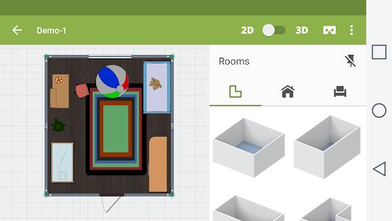 Game kids room design apk for windows phone android for Room design 3d apk