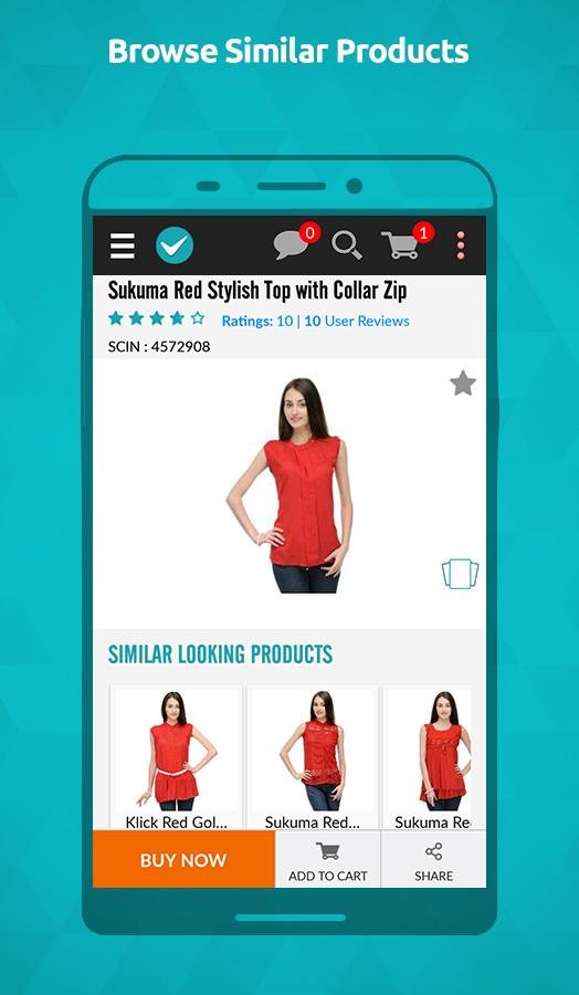 ShopClues: Online Shopping App Screenshot 3