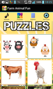Farm Animals for Toddlers Free - screenshot
