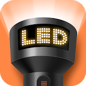 Download LED flashlight-Brightest APK to PC