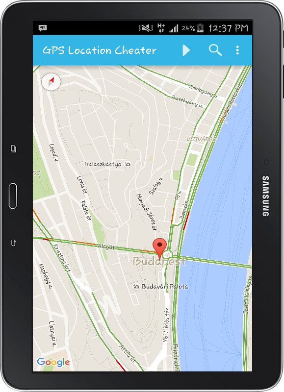 GPS Location Cheater PRO Screenshot 8