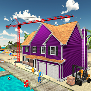 Download New Jersey Beach House Construction For PC Windows and Mac