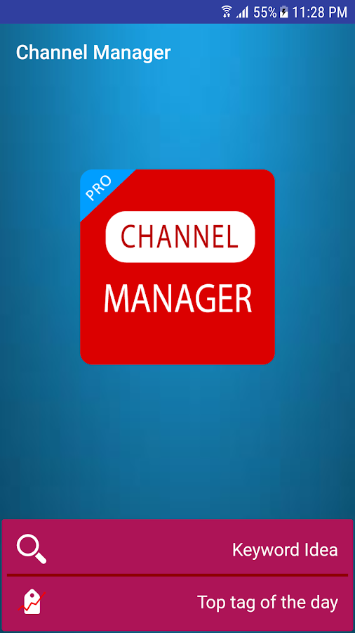 Channel Manager Pro Youtube Screenshot 2