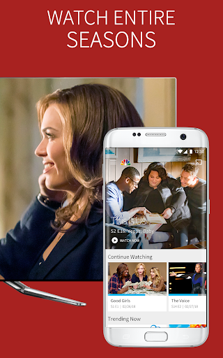 The NBC App - Watch Live TV and Full Episodes screenshot 12