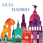 Guia Madrid, Ocio, Comida etc Icon