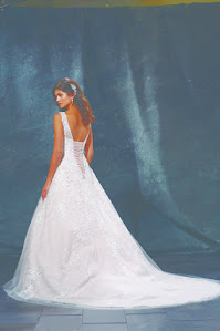 D1474 Wedding Dress - Sacha James