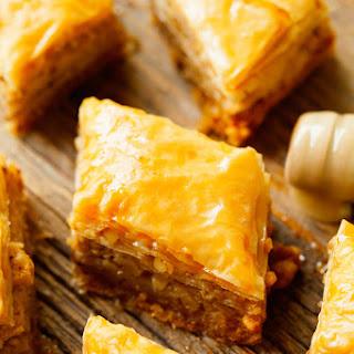 Baklava With Honey Recipes