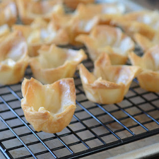 Homemade Mini Phyllo Cups