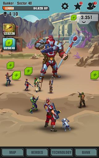 Evolution: Heroes of Utopia screenshot 13