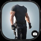 Gun Man Photo Montage APK for Lenovo
