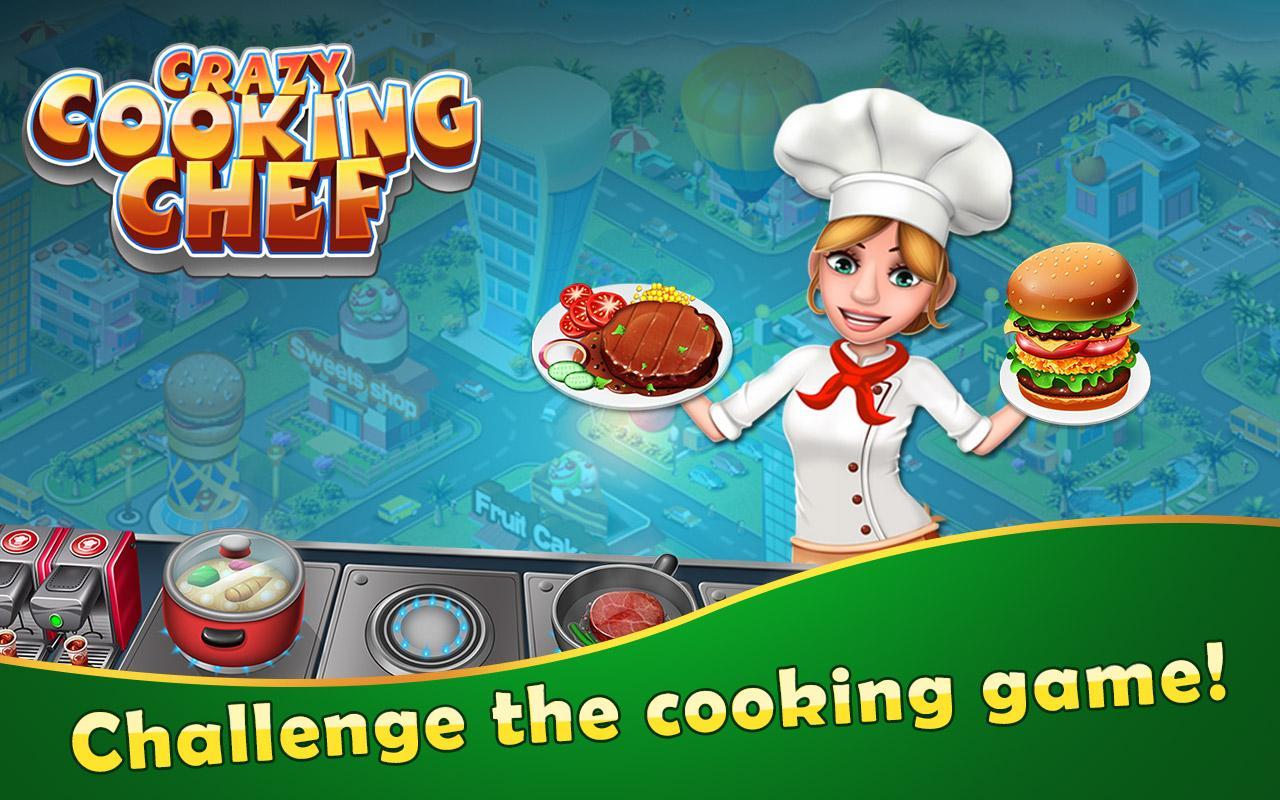 Küche Königin - Kochen Manie android spiele download