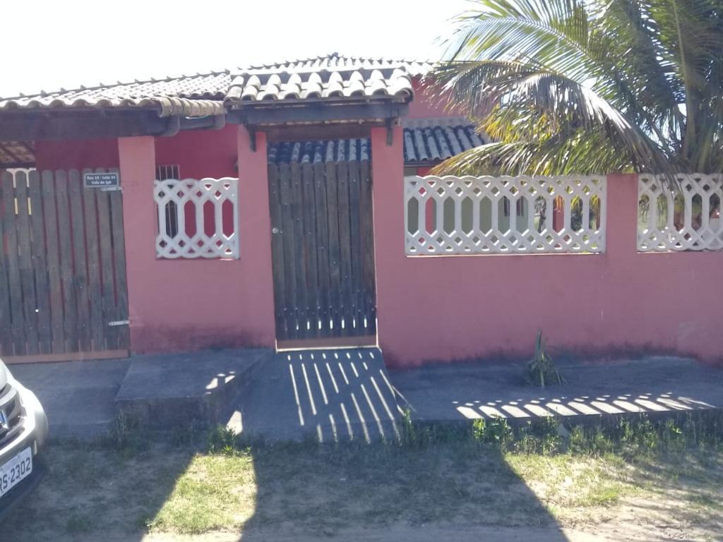 Casa com 3 dormitórios à venda  - Dos Deuses - Iguaba Grande/RJ