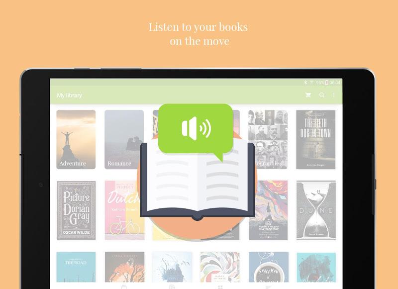 Media365 Book Reader Screenshot 15