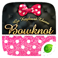 Bowknot GO Keyboard Theme APK for Bluestacks