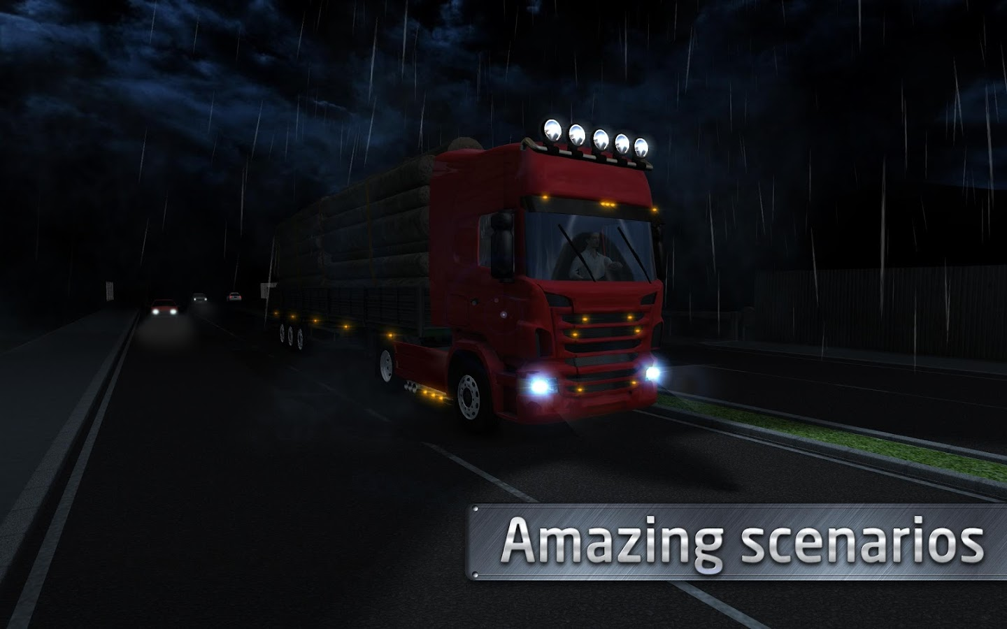 Euro Truck Driver (Simulator) Screenshot 11