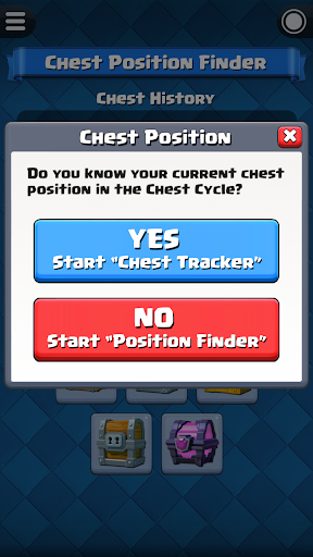 Chest Tracker for Clash Royale For PC