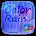 Color Rain Go Launcher Theme APK for Bluestacks