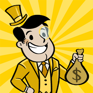 Ever dream of earning ridiculous sums of money? Of course you have, silly! APK Icon