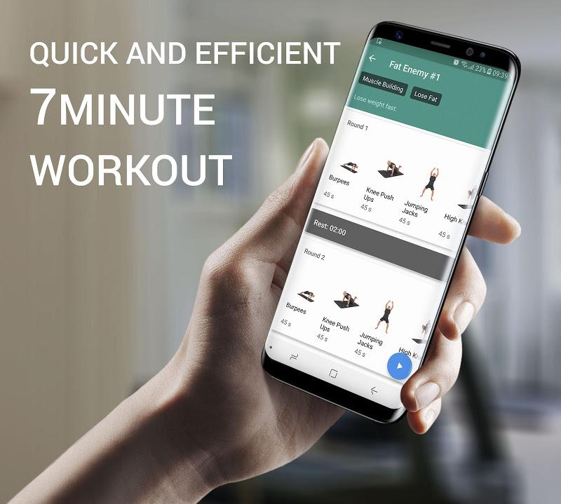 7 Minute Workouts PRO - 99% DISCOUNT Screenshot 0