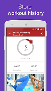 Abs workout APK for Nokia