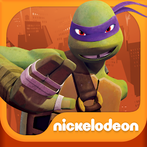 Cover art TMNT: ROOFTOP RUN