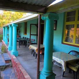 Stoepsitplek. #babessewinkel #baviaanskloof #stoep #stoepsit #rustig #porch #quiet #cool #easterncape #southafrica #canonsx50hs #canon #menseselense by Deon Strydom - Buildings & Architecture Homes