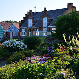 I went to Holland today. by John Dodson - City,  Street & Park  Historic Districts