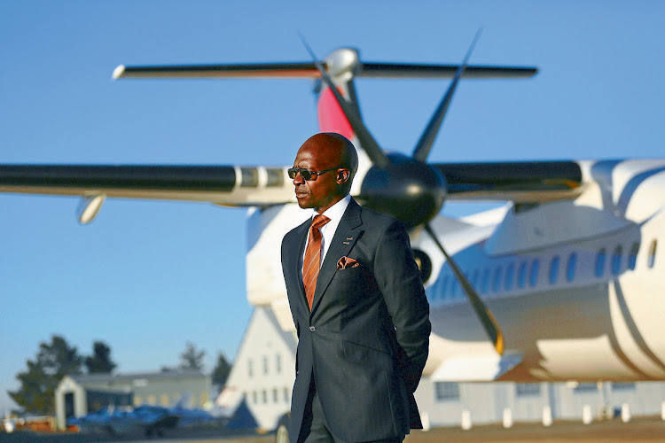 Malusi Gigaba: Strongly disputes Fireblade's version of events. Picture: ALON SKUY