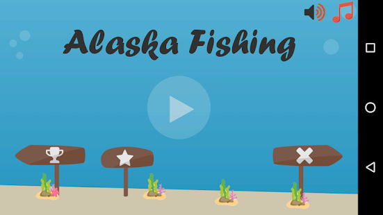 Alaska Fishing Game - screenshot