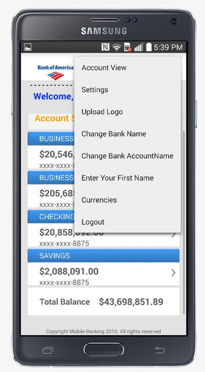 Fake Bank Pro Screenshot 2