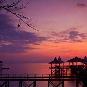 by Teguh Ibrahim - Landscapes Sunsets & Sunrises