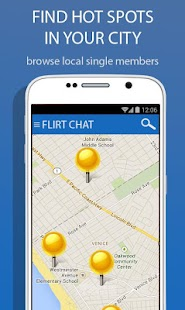 Flirt Chat Local Date App Free - screenshot
