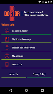 DoctorDoctor screenshot for Android
